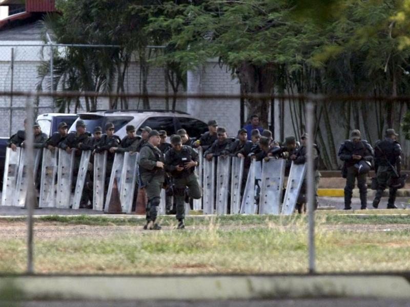 Manuel Rosales detido em Maracaibo