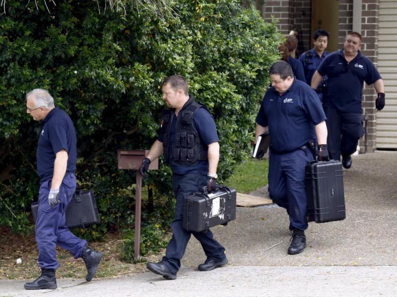 Polícia Federal Australiana