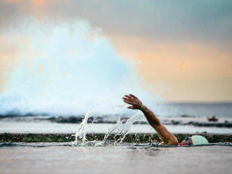 Fato de banho (Foto Tim Wimborne/Reuters)