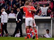 Vianense-Benfica (Lusa)