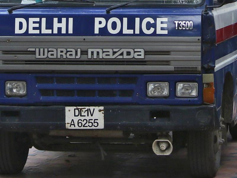 Polícia de Nova Deli