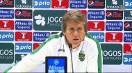 Jesus e o processo do Benfica: «Sinto-me como peixe na água com estas situações»