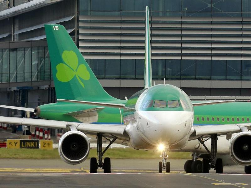 Aer Lingus (REUTERS)