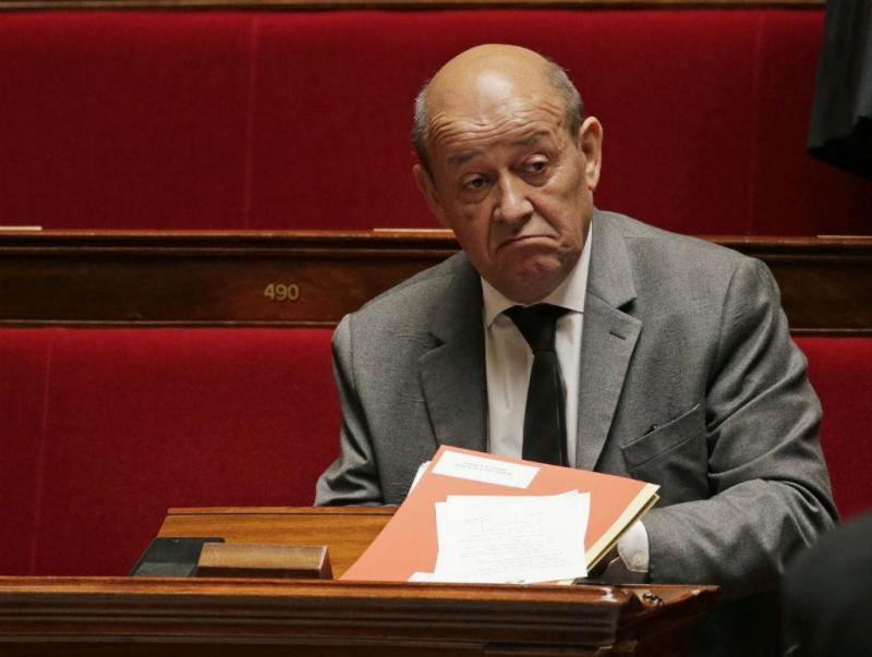 Jean-Yves Le Drian [Foto: Reuters]
