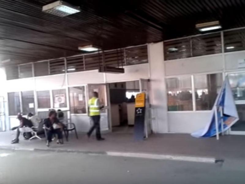 Aeroporto Internacional de Port Harcourt, na Nigéria