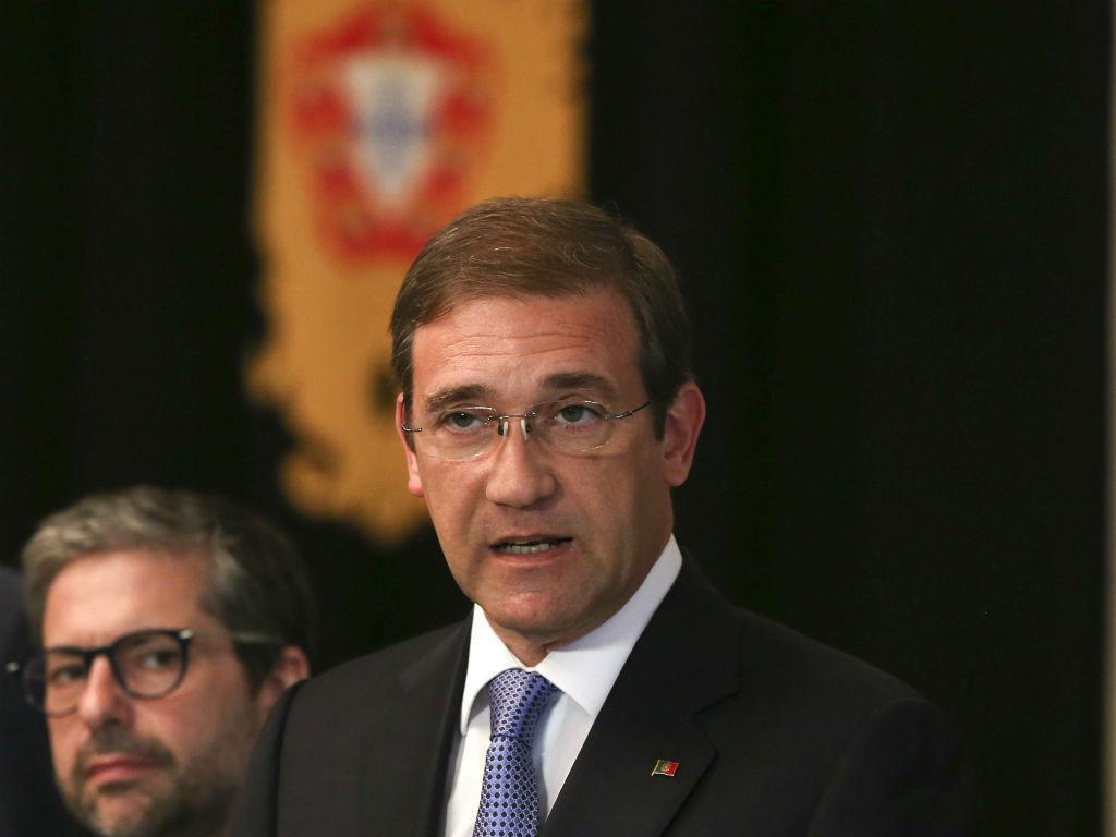 Cavaco recebe PSD e CDS-PP
