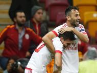 Galatasaray-Benfica (Lusa)