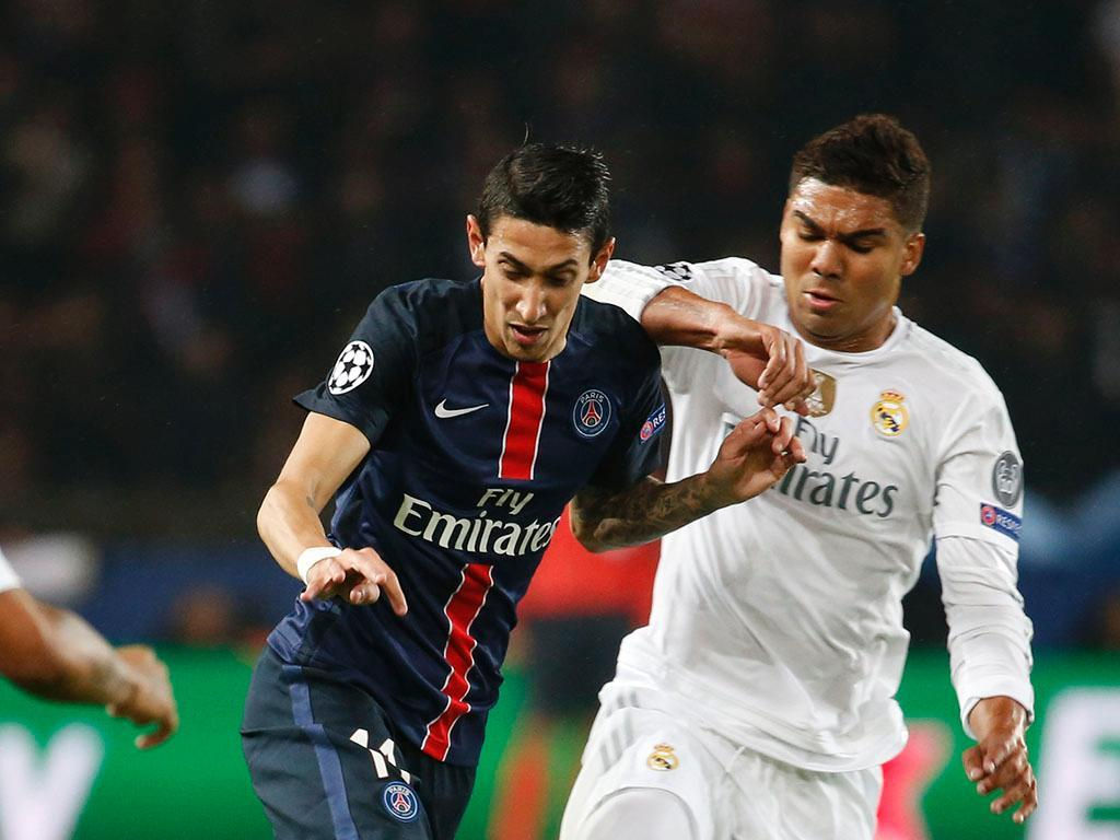 PSG-Real Madrid (Reuters)