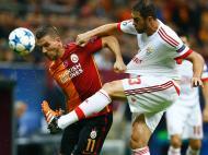 Galatasaray-Benfica (Reuters)