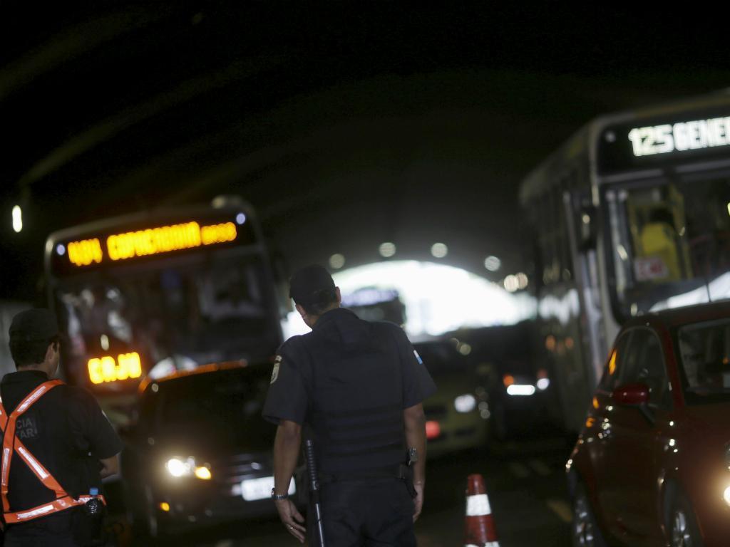 Polícia brasileira (arquivo)