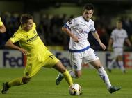 Villarreal-Dinamo Minsk (Reuters)