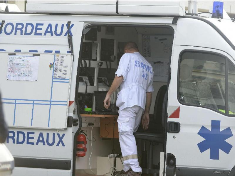 Tragédia em França