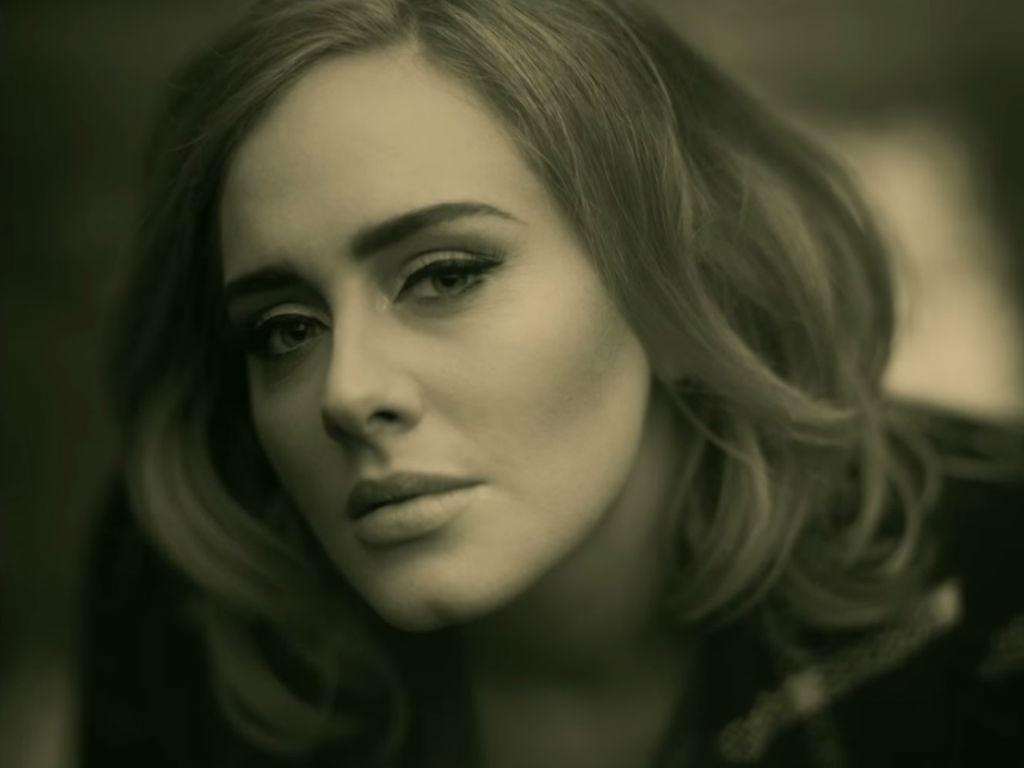 Adele (reprodução Youtube)