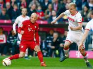 Bayern Munique-Colónia (Reuters)