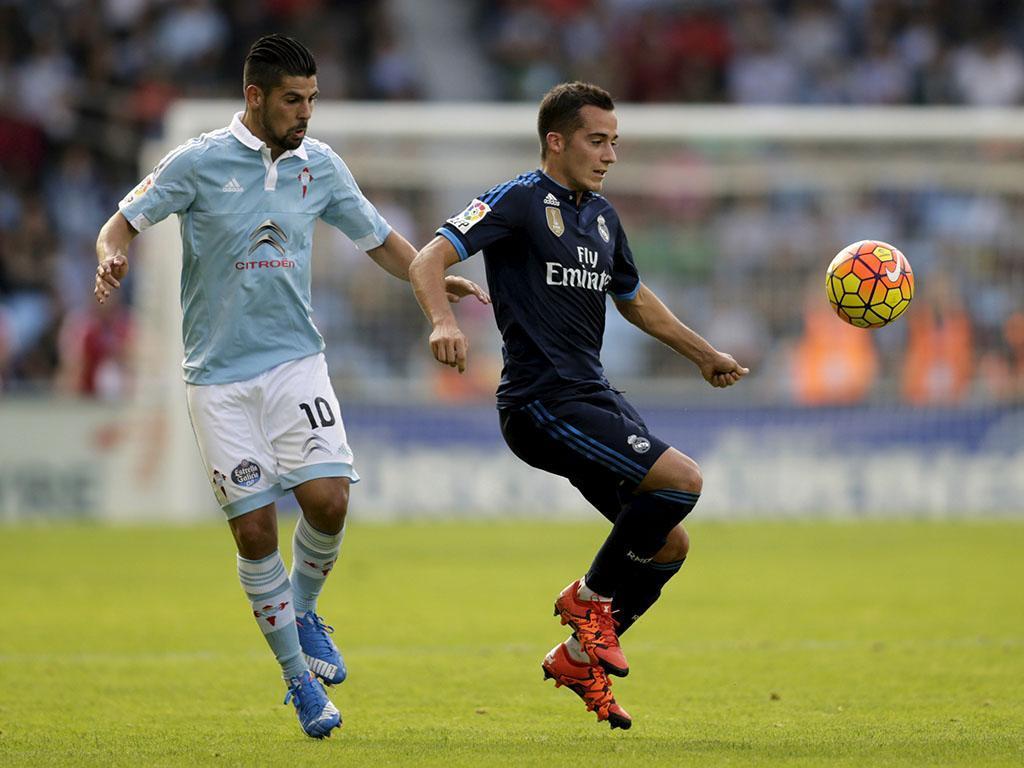 Celta Vigo-Real Madrid (Reuters)