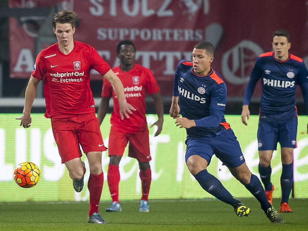 Twente-PSV (Lusa)