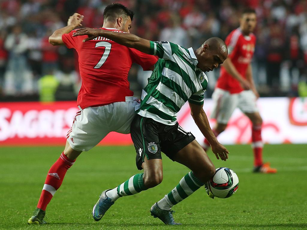 Benfica-Sporting (Lusa)