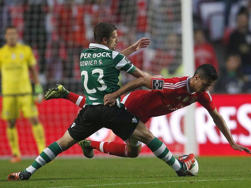 Benfica-Sporting (Reuters)