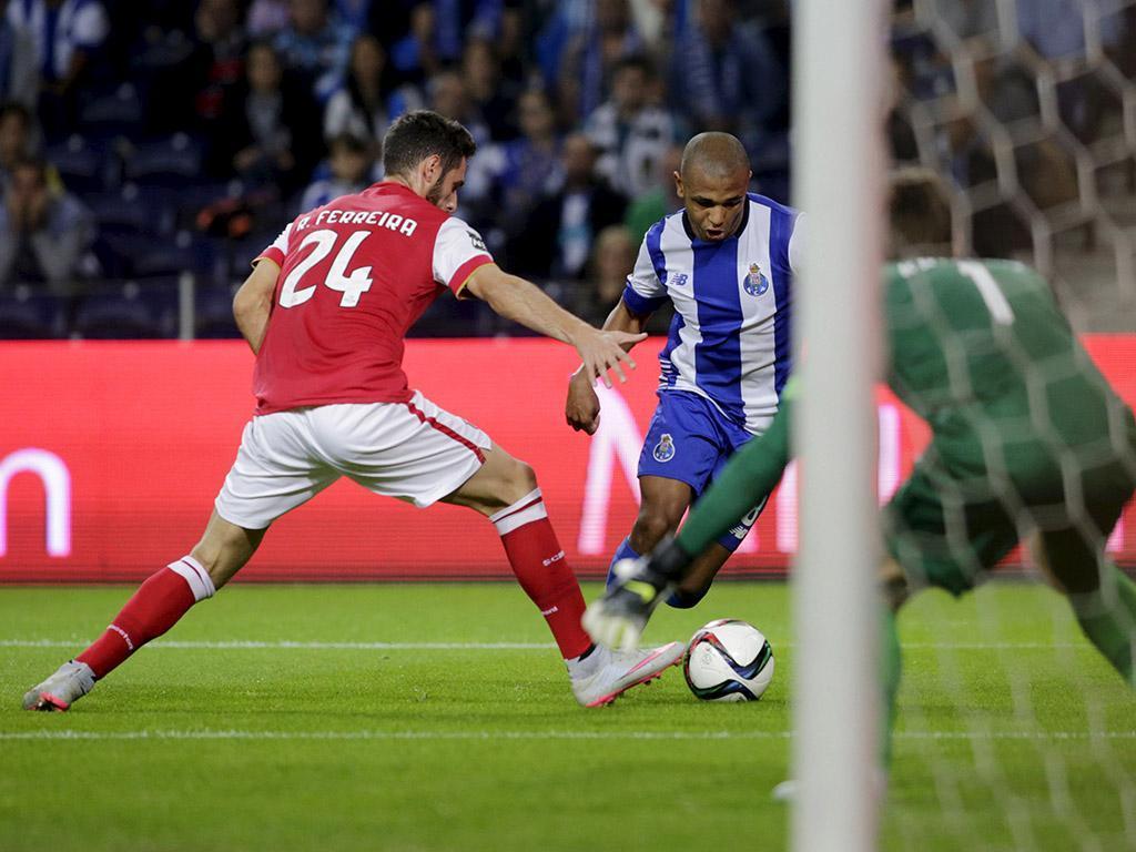 FC Porto-Braga (Reuters)