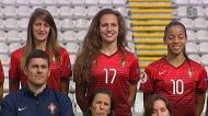 Seleção feminina de futebol quer chegar ao Europeu 2017