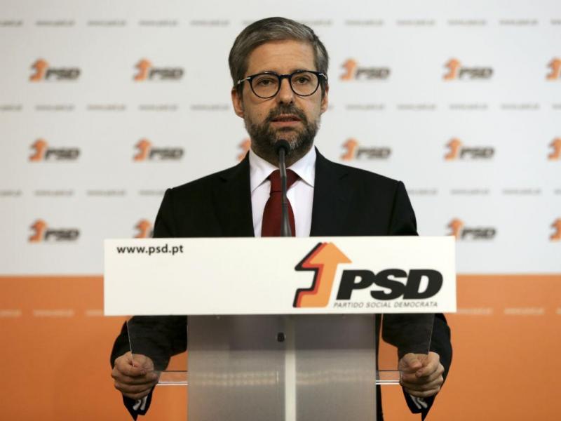 Marco António Costa [Foto: Lusa\Manuel de Almeida]