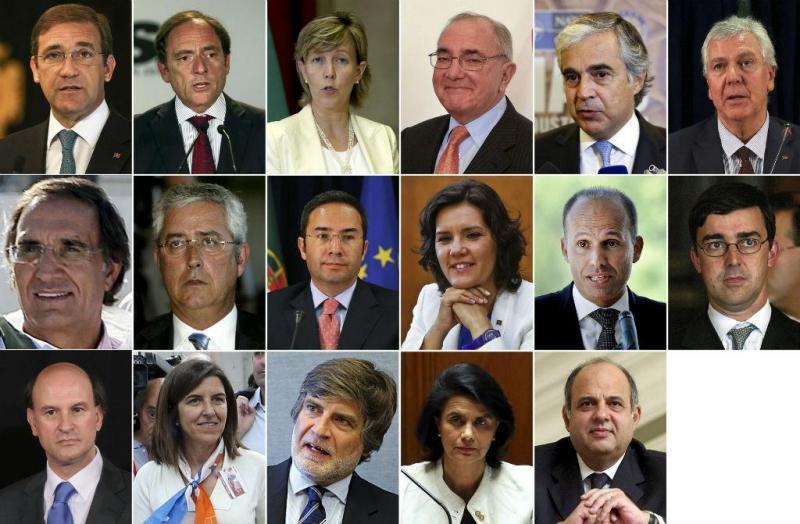 XX Governo Constitucional [Lusa]