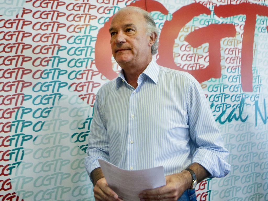 Arménio Carlos [Foto: Lusa\João Relvas]