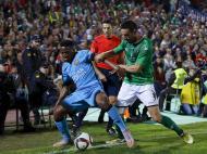 Vilanovense vs Barcelona (REUTERS)