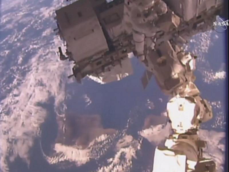 Estação Espacial internacional prepara-se para receber táxis