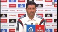Benfica quer regressar às vitórias