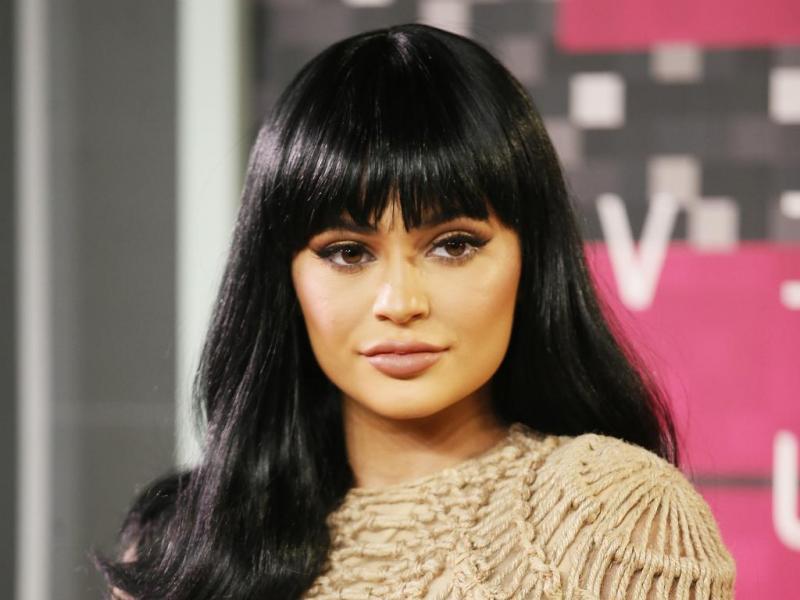 Kylie Jenner - 18 anos