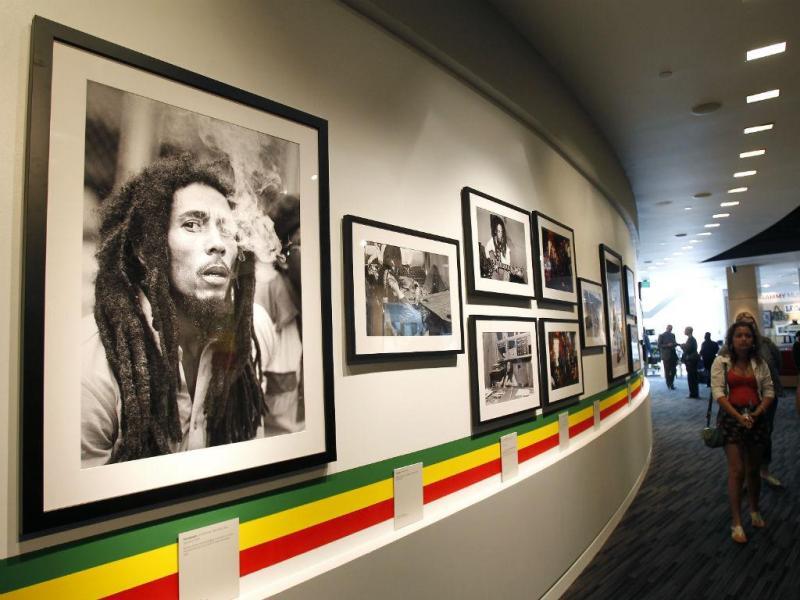 Bob Marley (REUTERS) - Ocupa o 4º lugar da lista da Forbes. Em 2014, a sua imagem faturou 19 milhões de euros