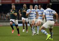 África do Sul e Argentina (Reuters)
