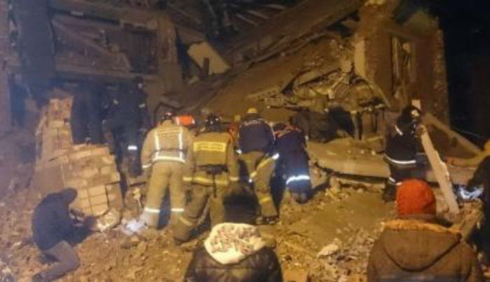 Explosão na Sibéria faz cinco mortos
