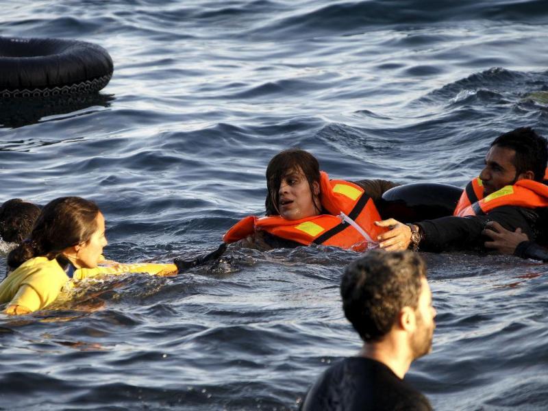 Novos naufrágios ao largo da Grécia