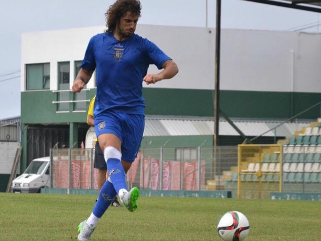 Tiago Ferreira (Foto: Facebook do jogador)