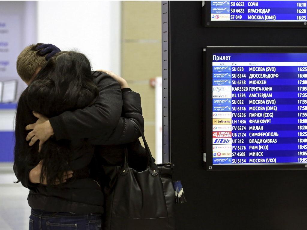 Avião russo com 224 pessoas a bordo despenha-se no Egito
