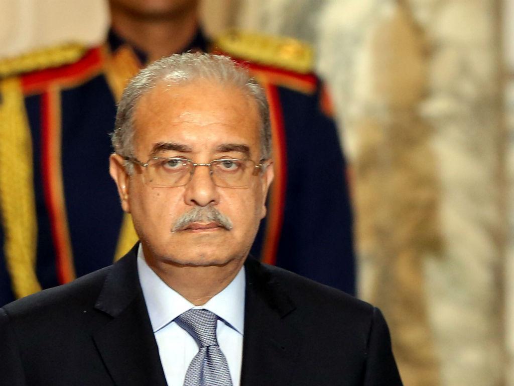 Primeiro-ministro do Egito, Sherif Ismail