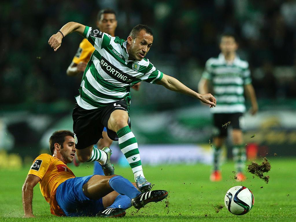 Sporting-Estoril (Lusa)