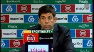 Como viu Fabiano Soares a jogada polémica do golo do Sporting