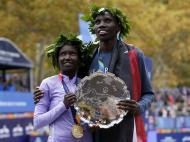Maratona de Nova Iorque (Reuters)