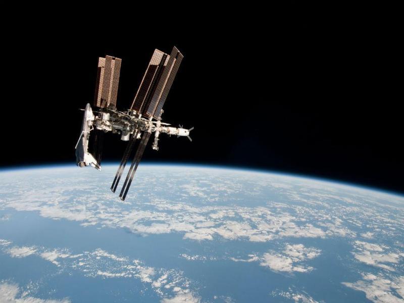 Foto foi tirada pela Expedição 27, em 2011 (REUTERS/NASA)