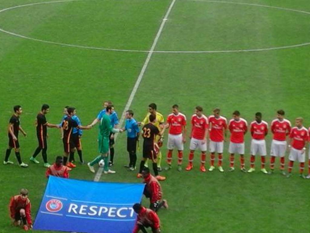 Youth League Benfica-Galatasaray