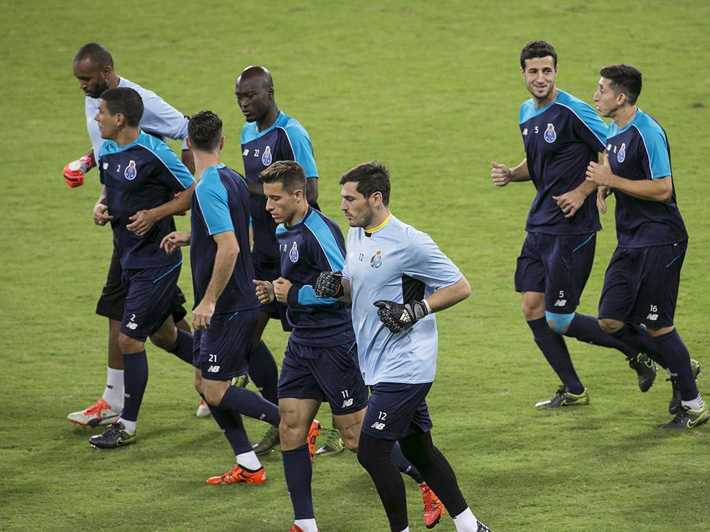 FC Porto (Reuters)
