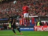Benfica-Galatasaray (Lusa)