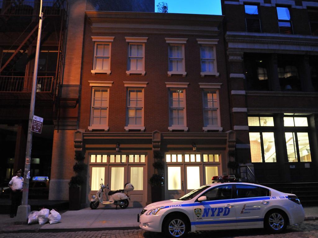 Polícia Nova Iorque