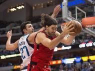 Dallas Mavericks-Toronto Raptors (Reuters)