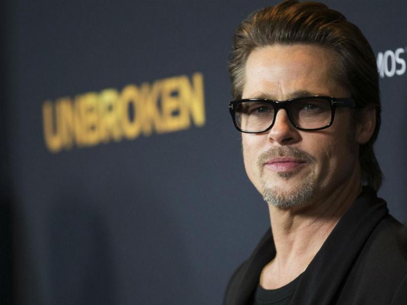 Ator Brad Pitt  (REUTERS / Mario Anzuoni)