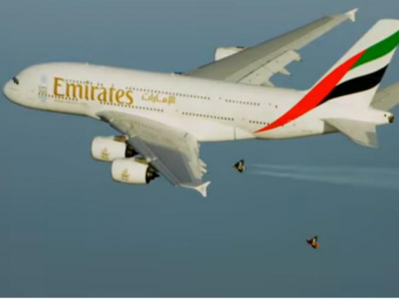 Emirates (Foto Reprodução)
