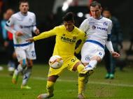 Dinamo Minsk-Villarreal (Reuters)